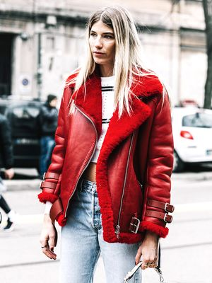 How to Pull Off Fall's Hottest Color With Under $150
