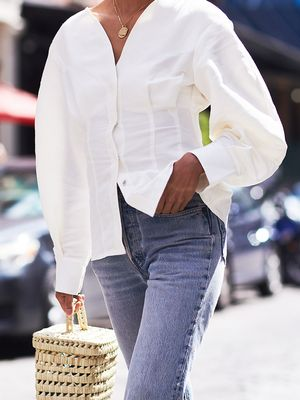 15 New Ways to Wear Your Jeans This Fall