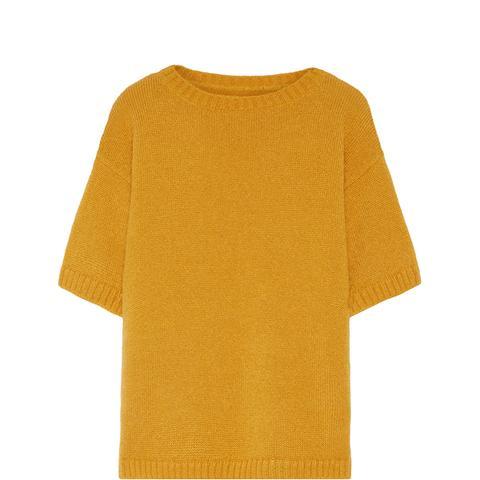 Mohair-Blend Sweater