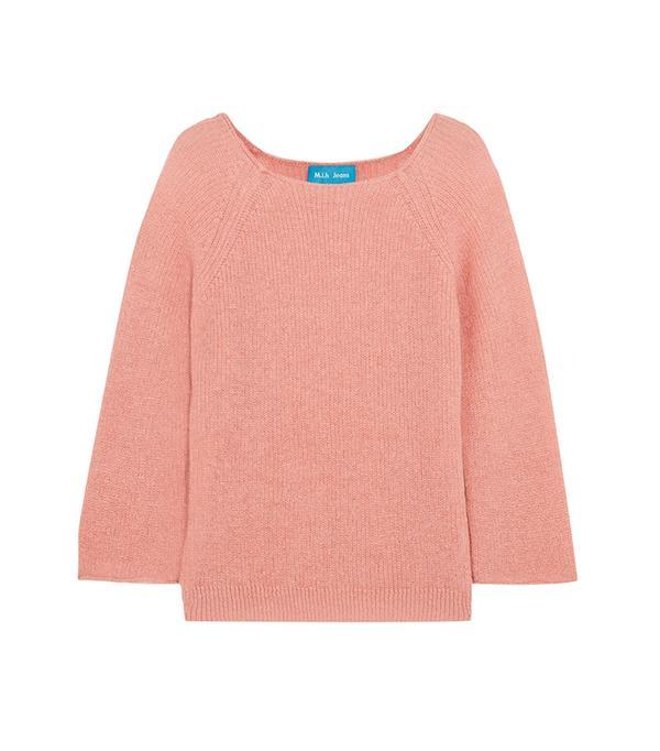 Bowen Mohair-blend Sweater