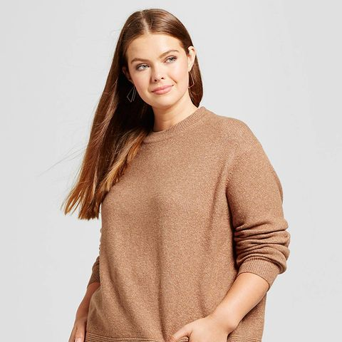 Cropped Ottoman Sweater