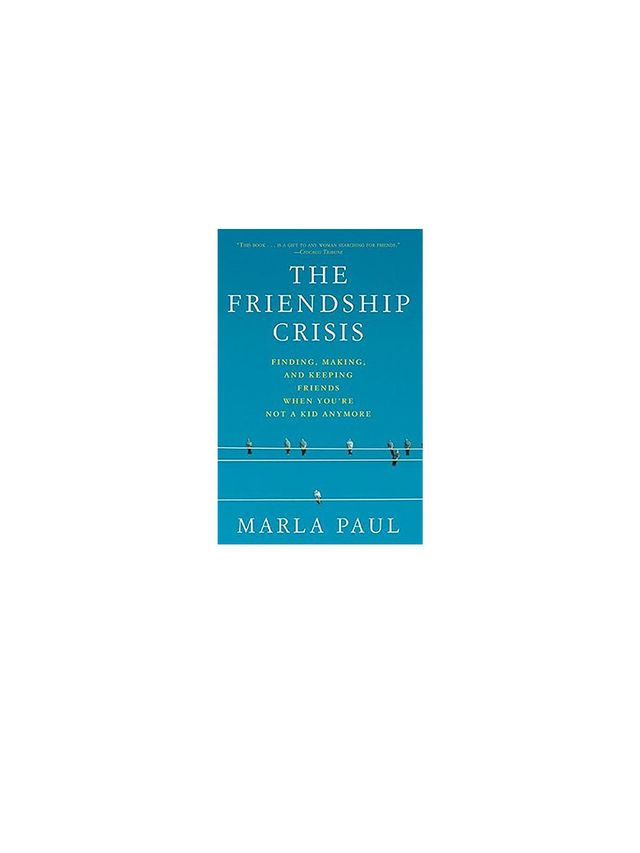 The Friendship Crisis by Marla Paul