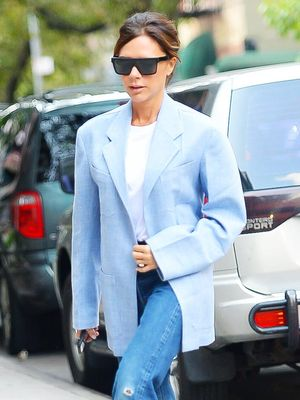 The Unexpected Shoe Colour Victoria Beckham Thinks Goes With Everything