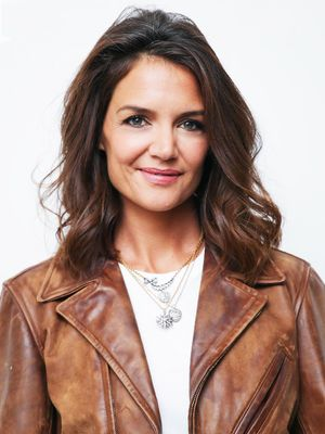 I'm So Here for Katie Holmes's Sassy New Look