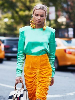 "These ""Awkward"" Colour Combinations Just Got Adopted by Fashion People"