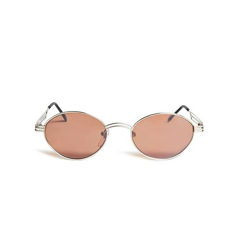 Replay Vintage Oval Sunglasses