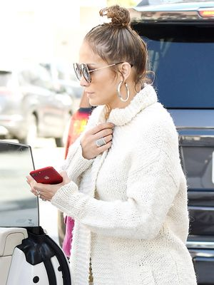 J.Lo Wore the Sneakers Every Fashion Girl Is Obsessed With