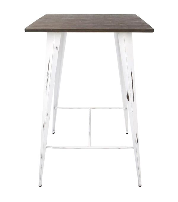 Oregon High Top Dining Set - White One Size at Urban Outfitters