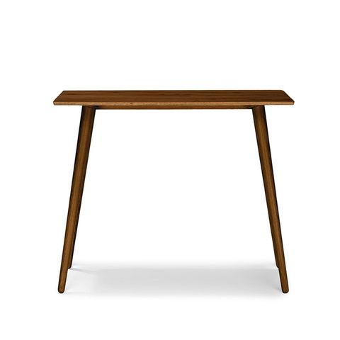 Seno Walnut Rectangular Bar Table