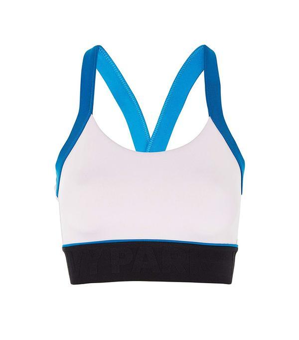 Women's Ivy Park Colorblock X-Back Sports Bra