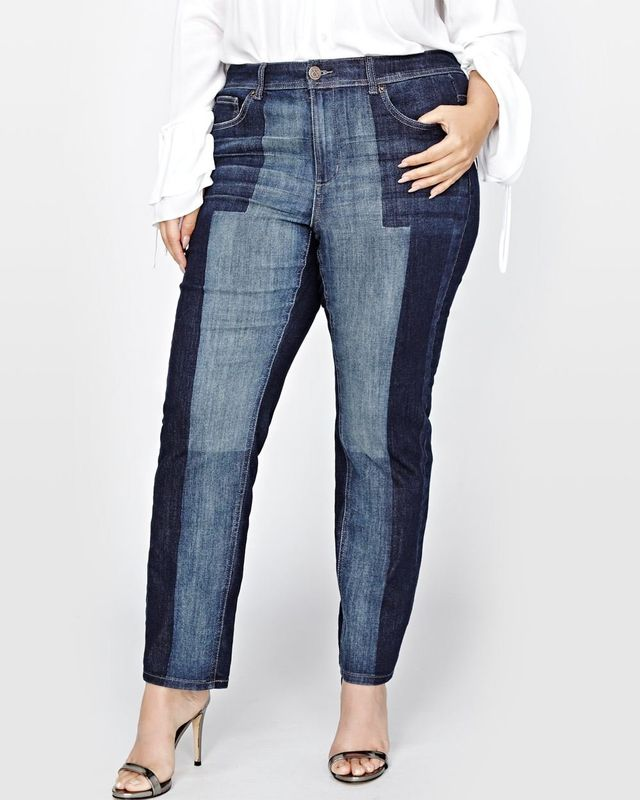 Love & Legend Relaxed Slim Jeans