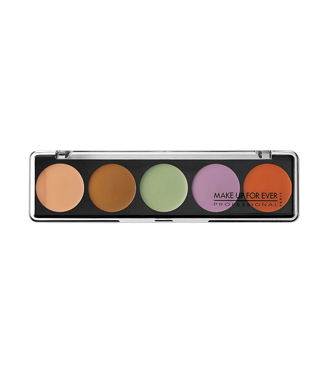 Make Up For Ever 5 Camouflage Cream Palette Color Correct & Concealer