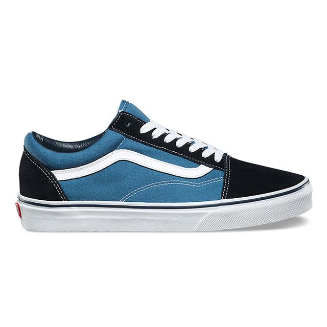 Vans Old Skool Sneakers In Blue