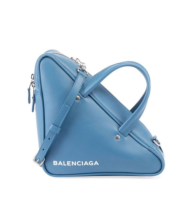 Triangle Duffle Bag