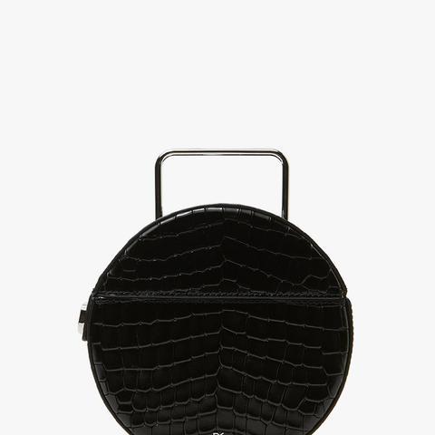 Rider in Black Croc