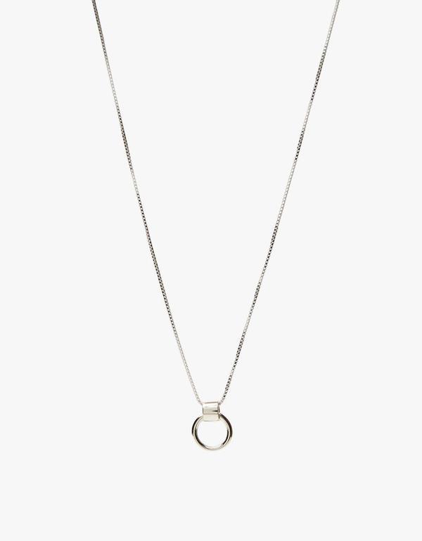 Petite Venn Necklace