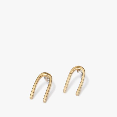 Hija Post Earrings