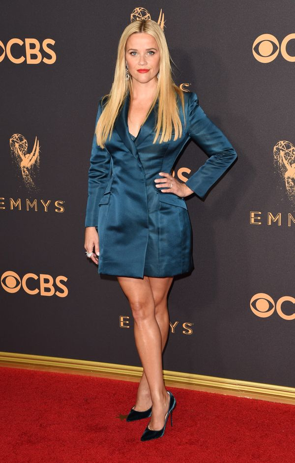 Reese Witherspoon Emmy Awards 2017 Red Carpet Celebrity Looks
