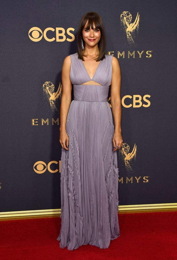 Rashida Jones Emmy Awards 2017 Red Carpet Celebrity Looks