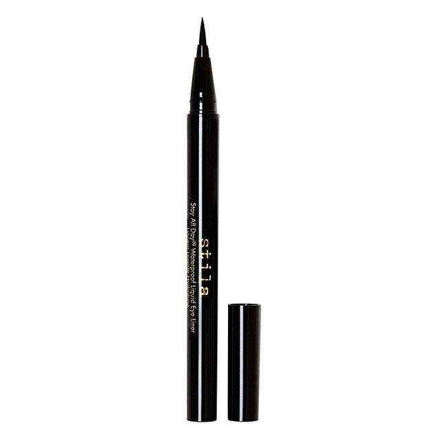 Spring summer 2018 beauty trends: Stila Cosmetics Stay All Day Waterproof Liquid Eye Liner Black