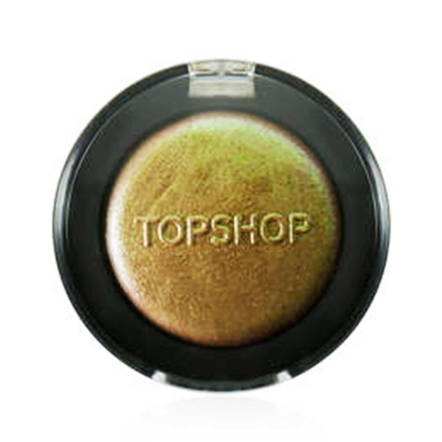 Spring summer 2018 beauty trends: Topshop Chameleon Glow Eyeshadow in U Turn