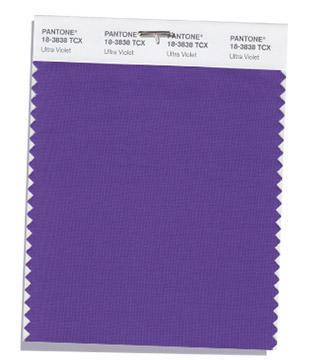 PANTONE 18-3838: Ultra Violet