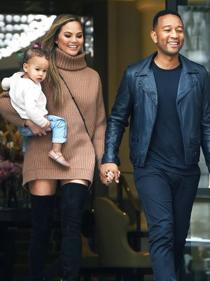 Chrissy Teigen Just Celebrated Her Anniversary With the Perfect Photo