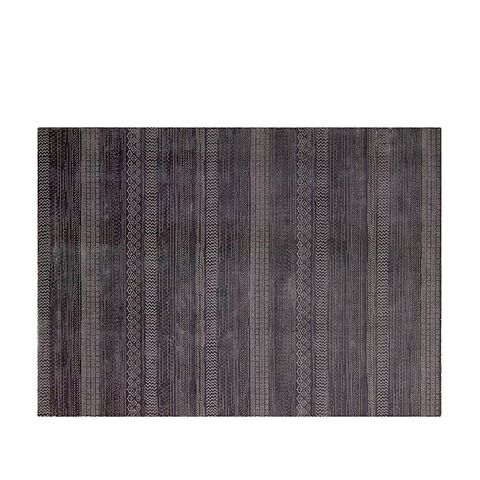 Delta Rug in Wineberry