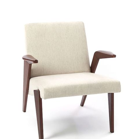 Gisele Midcentury Show Wood Chair