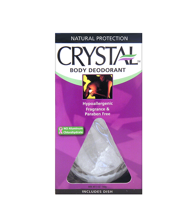 My Honest Review About Crystal Deodorant Byrdie