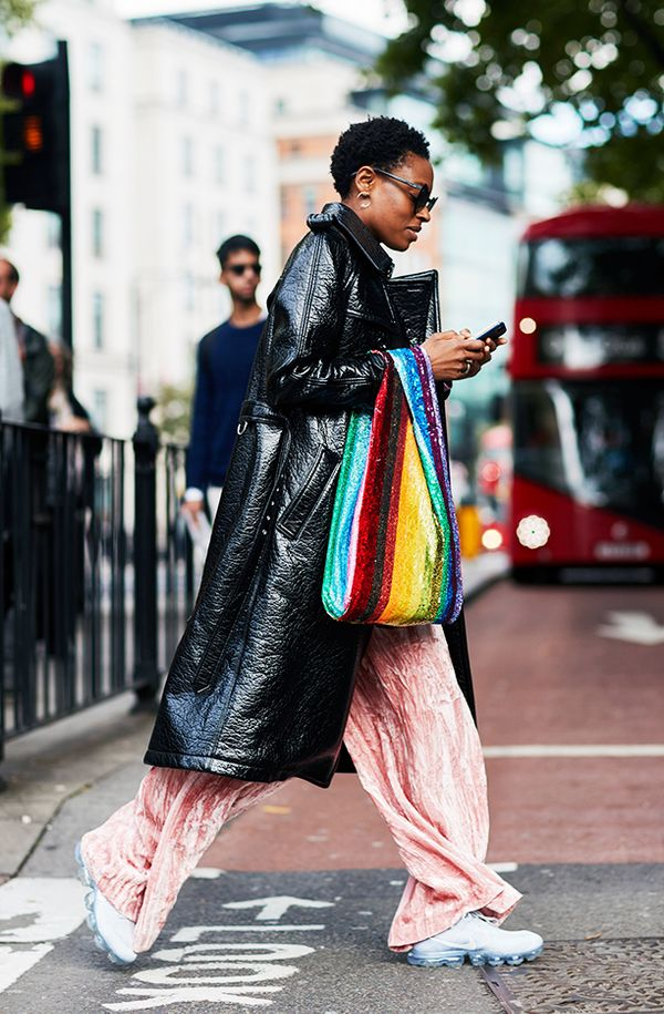 London Fashion Week 2017 September Street Style Whowhatwear Uk
