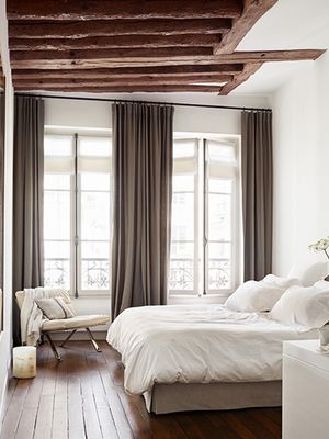 5 Rustic Bedrooms We Totally Want to Re-Create (and Cozy Up In)
