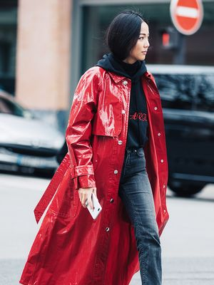 7 Stylish Ways to Wear a Sweatshirt This Fall