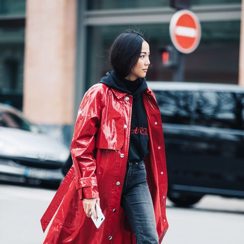 7 Stylish Ways to Wear a Sweatshirt This Fall