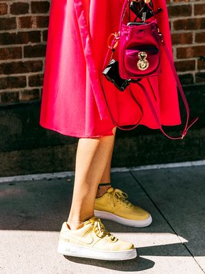 The Best Fall Sneakers, From a Stylist