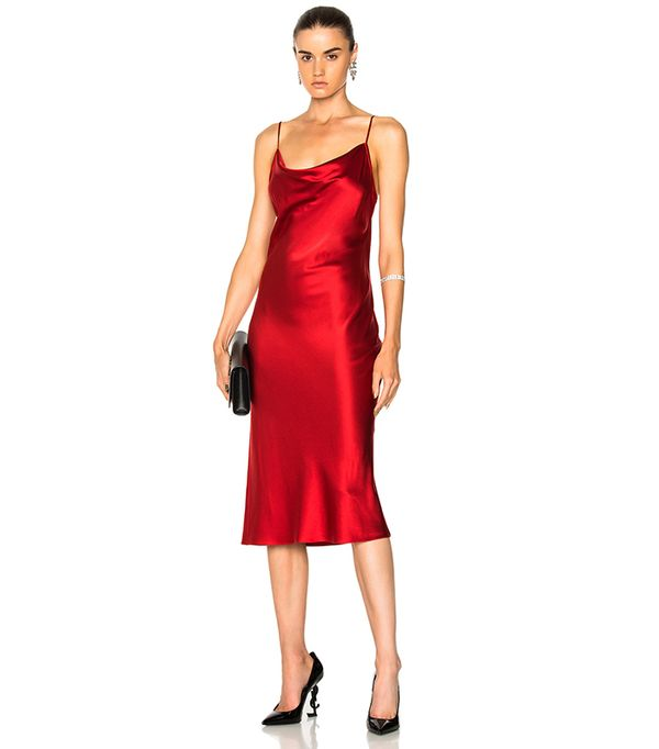 Can you wear red to a wedding whowhatwear au for Can you wear a red dress to a wedding