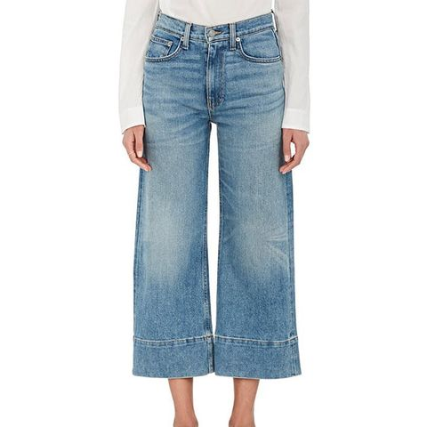 Beatrice Wide-Leg Jeans