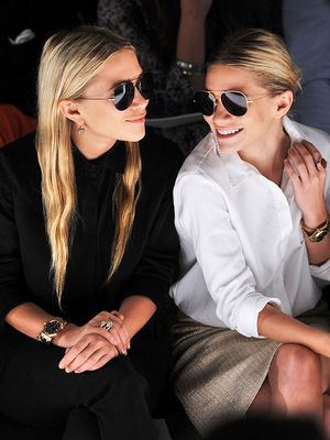 Mary-Kate and Ashley Just Approved This Interesting Sneaker Trend