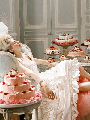 Were Next Season's Biggest Trends Inspired by Marie Antoinette?