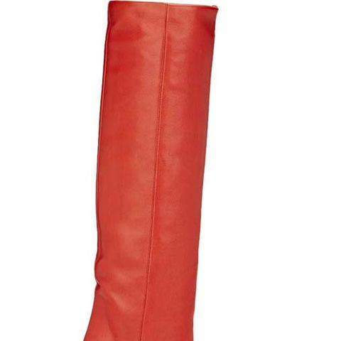 Laith Leather Knee Boots