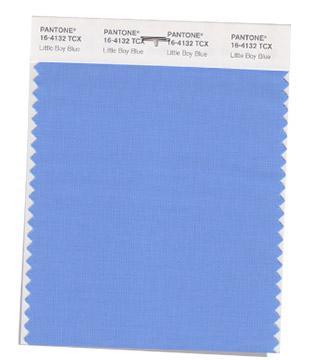 PANTONE 16-4132: Little Boy Blue