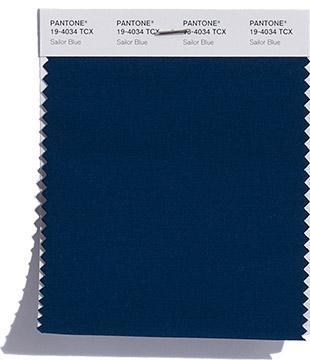 Classic PANTONE 19-4034: Sailor Blue