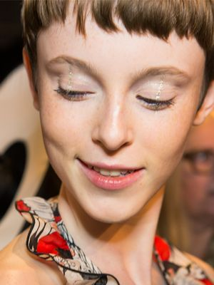 The Most Important Beauty Tips and Hacks We Learned Backstage at NYFW