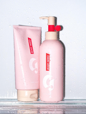 Glossier's New Body Hero Campaign Imagery Is a Breath of Fresh Air