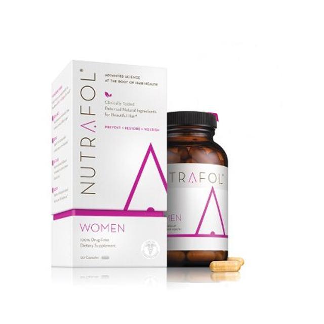 Nutrafol  Advanced Thinning Hair & Hair Loss Supplement - best hair vitamins