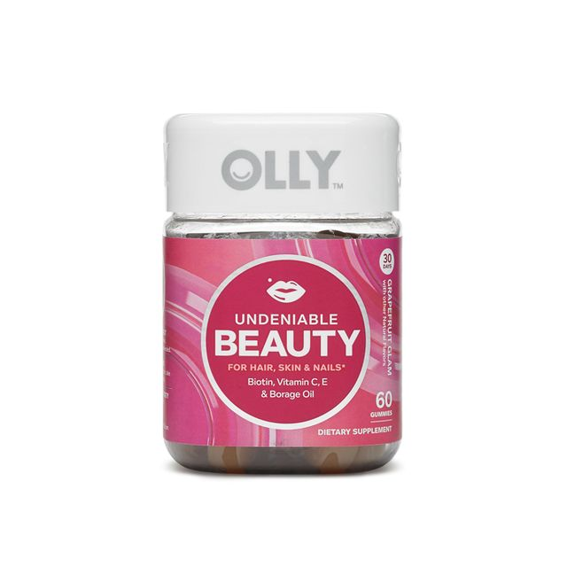 Olly Undeinable Beauty Gummy Vitamins