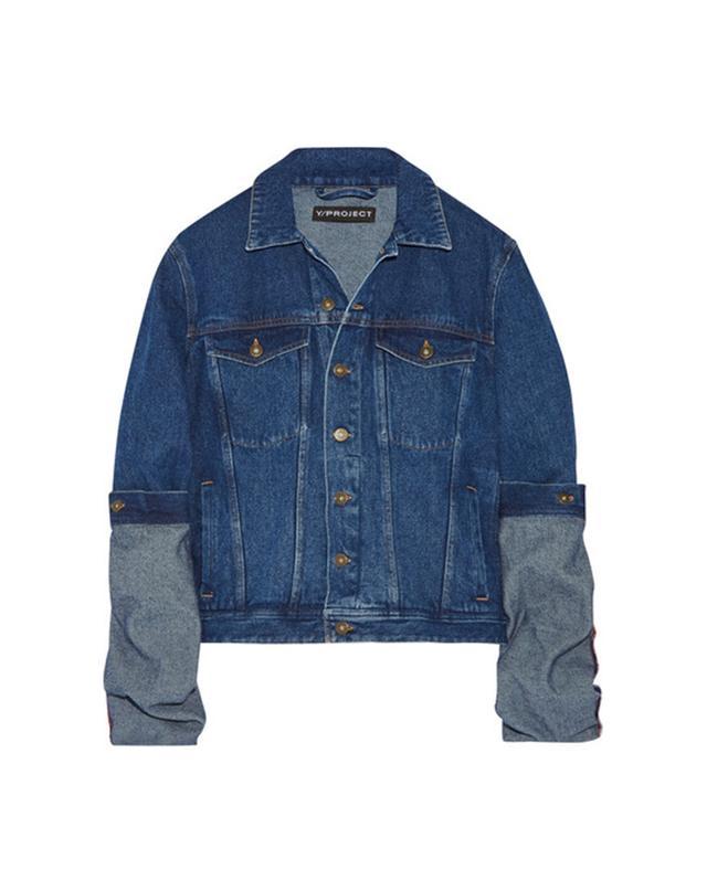 Y/ Project Oversized Denim Jacket