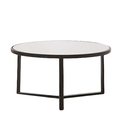 Elliot Mirrored Coffee Table