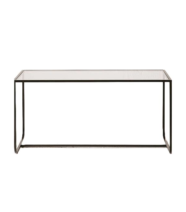 Assembly Home Odile Curved Coffee Table - Black One Size at Urban Outfitters