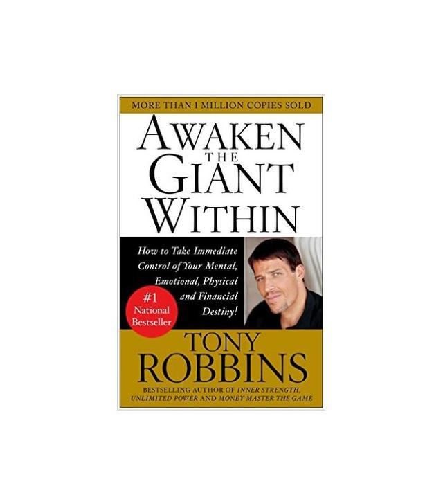 Awaken the Giant Within by Tony Robbins